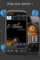 Screenshot of Blues Guitar: E-Blues