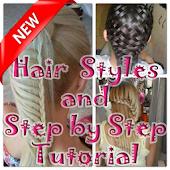 Hair Style StepByStep Tutorial