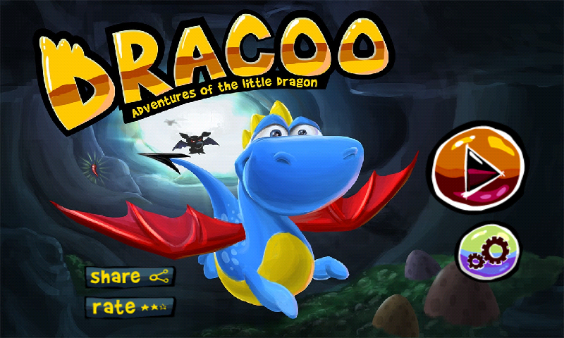 Dracoo the Dragon- screenshot