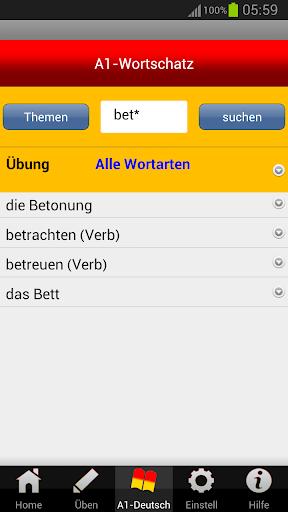 A1 Deutsch polnisch