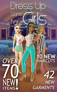 Dress Up Game for Girls - screenshot thumbnail