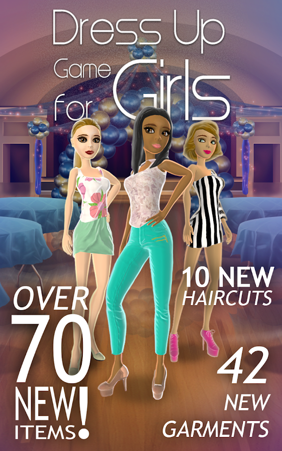 Dress Up Game for Girls- screenshot