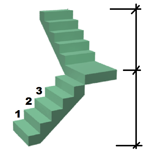Stair Calculator app for Android
