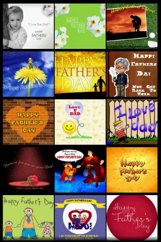 Father's day Wallpapers - screenshot