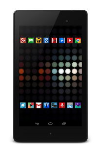 Half Shade Icon pack - screenshot thumbnail