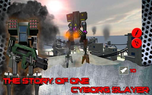 War Project: Cyborg Slayer