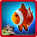 3D Ocean☆Aquarium-Tablet icon
