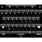 Theme TouchPal Dusk Pure Black icon
