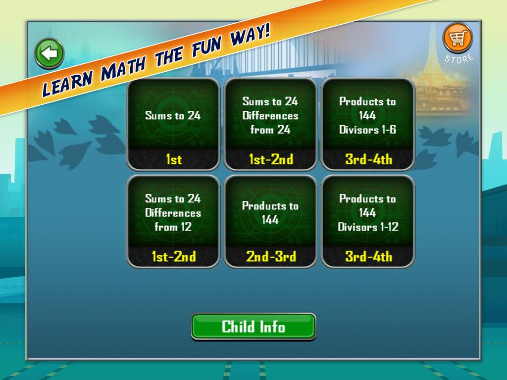 Madagascar Math Ops Free - screenshot