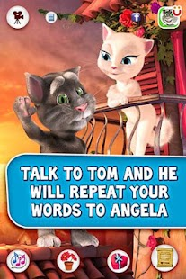 Tom ama a Angela - screenshot thumbnail