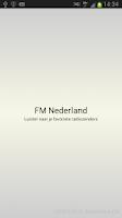 Screenshot of FM Nederland
