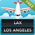 LAX Los Angeles Airport Info icon
