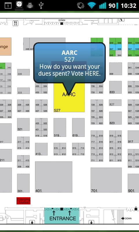 AARC - screenshot