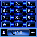 Blue Neon Theme for ExDialer icon
