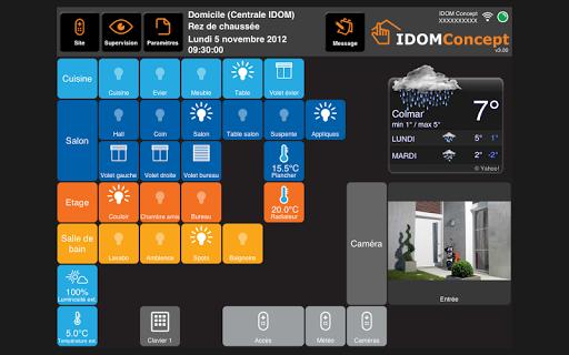 【免費生活App】iDom V3 Lite pad-APP點子