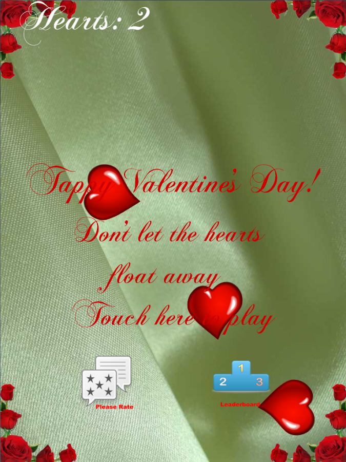Tappy Valentine's Day- screenshot
