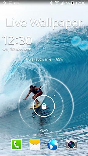 【免費個人化App】波動畫壁紙-APP點子