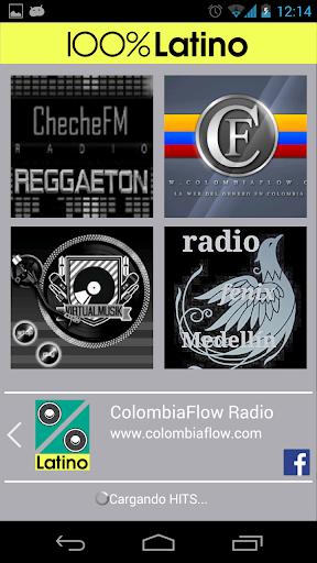 100 Latino. Reggaeton 24 7