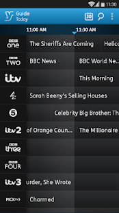 YouView - screenshot thumbnail