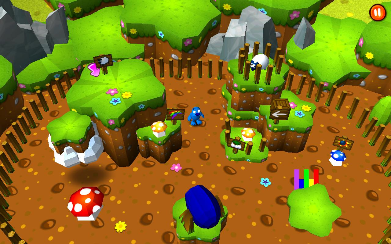 Doggie Blues 3D- screenshot
