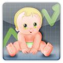 Baby Growth Tracker logo