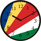 Analog Country Clock