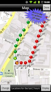 GPS Phone Tracker - screenshot thumbnail