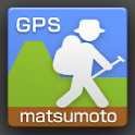 GPS Hiking Route-Matsumoto icon