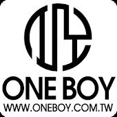 One Boy「玩男孩!」x One Girl 服飾品牌
