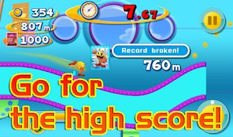 Screenshot of PAC-MAN DASH!