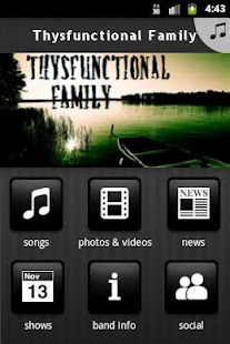 Thysfunctional Family - screenshot thumbnail
