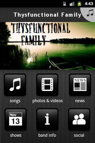 Thysfunctional Family - screenshot