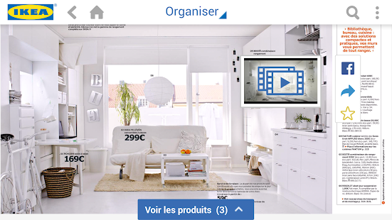 catalogue ikea applications android sur google play. Black Bedroom Furniture Sets. Home Design Ideas