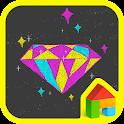vivid diamond dodol theme icon