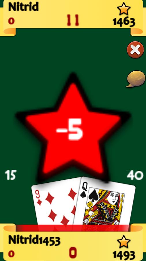 Pişti Online - screenshot