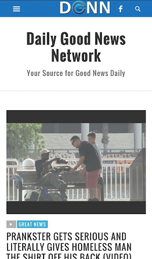 Daily Good News Network