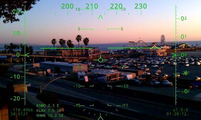 Pilot HUD - Free - screenshot