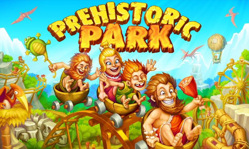 Prehistoric Park Builder- screenshot