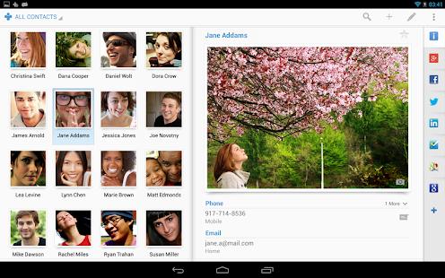 Contatti + - screenshot thumbnail