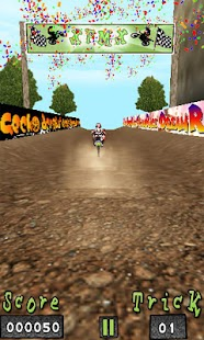 eXtreme MotoCross Free- screenshot thumbnail