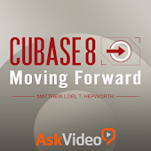 Moving Forward With Cubase 8