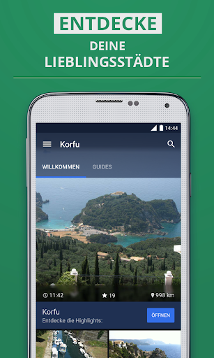 Korfu Premium Guide