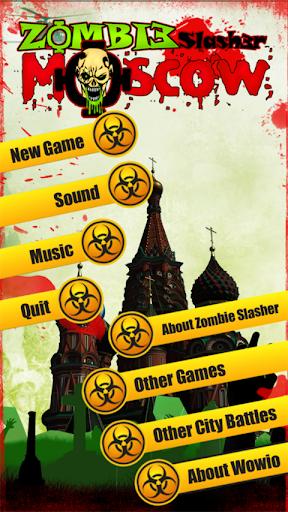 ZombieSlasher Moscow