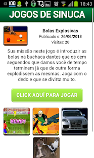 Jogos de Sinuca - screenshot thumbnail