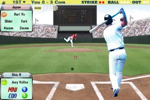 Screenshot of BVP Baseball 2011 Lite