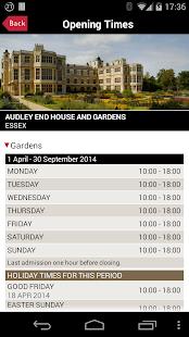 English Heritage Days Out - screenshot thumbnail