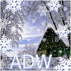 Winter Theme for ADW Launcher icon