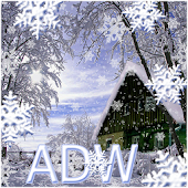 Winter Theme for ADW Launcher