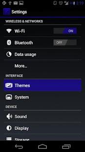 AOKP CM10.1 CM9 CoolRoyl Theme- screenshot thumbnail