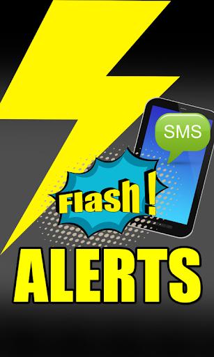 SMS Flash Alerts